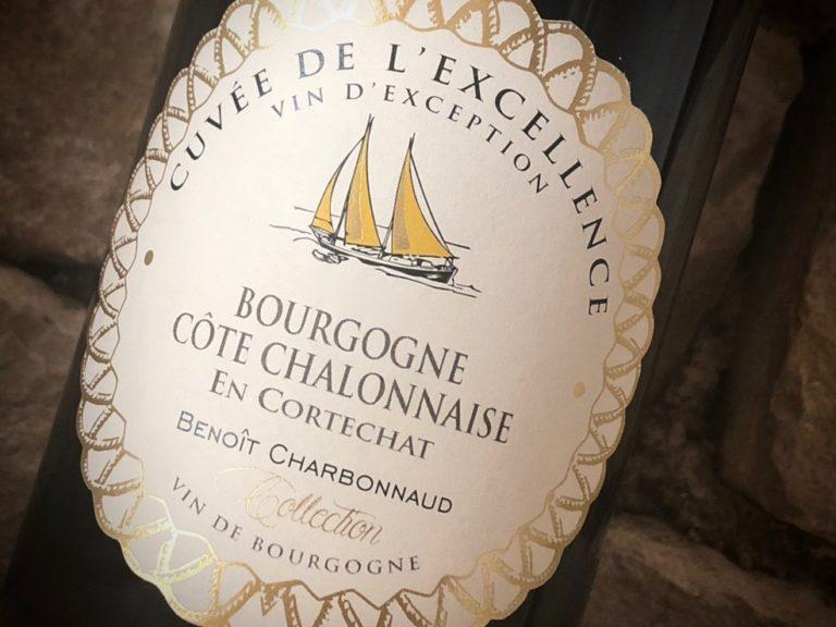 vin de Bourgogne Domaine Excellence Pinot Noir Bourgogne Côte Chalonnaise Rouge vin rouge Benoit Charbonnaud Rully