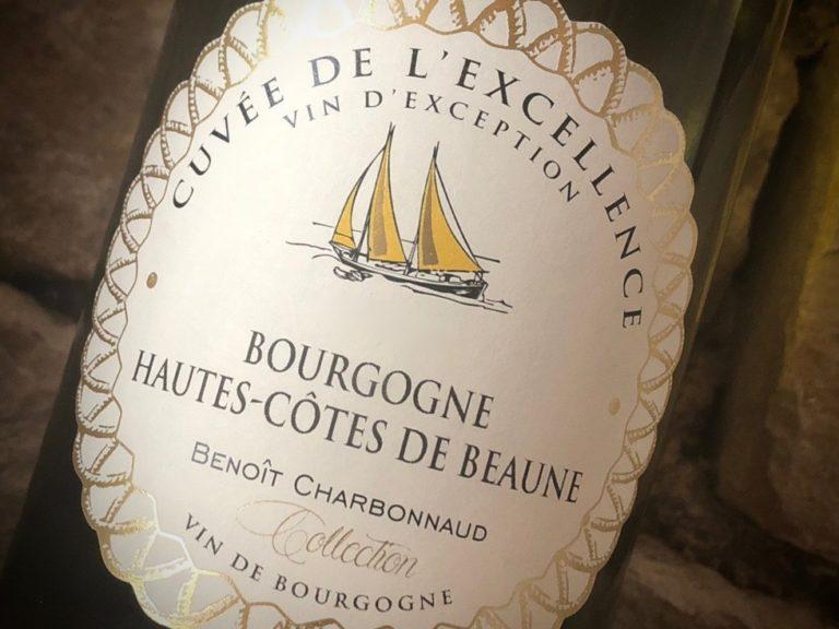 vin de Bourgogne Domaine Excellence Chardonnay Bourgogne Hautes Côtes de Beaune Blanc vin blanc Benoit Charbonnaud Rully