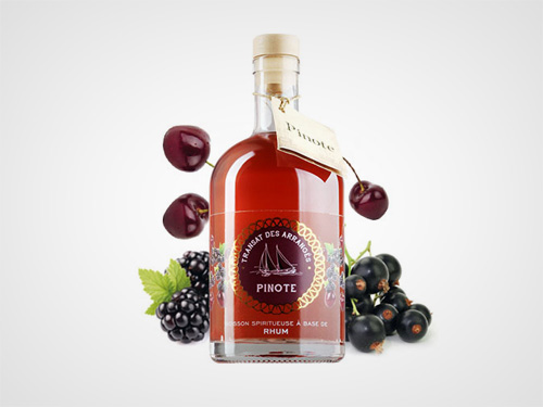 Rhum Arrangé « Pinote »
