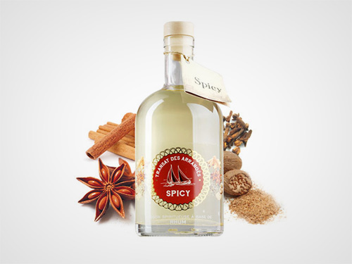 Rhum Arrangé « Spicy »