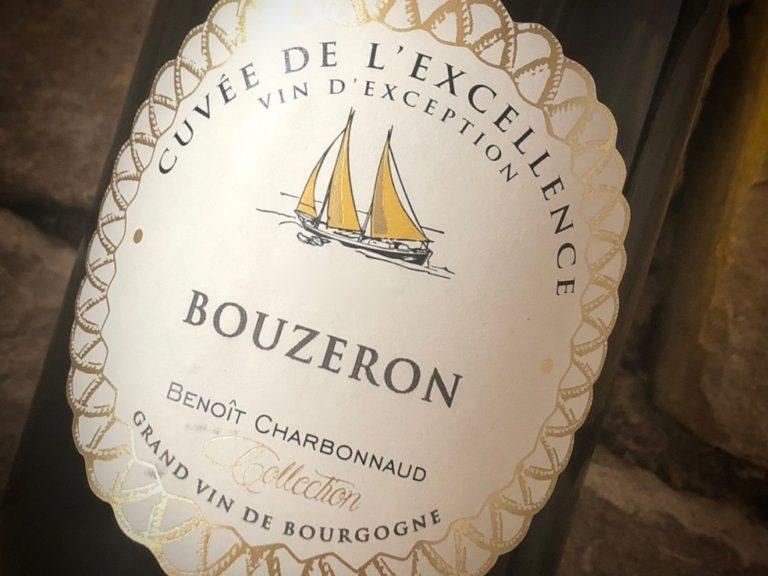 vin de Bourgogne Domaine Excellence Bouzeron Aligoté vin blanc Benoit Charbonnaud Rully