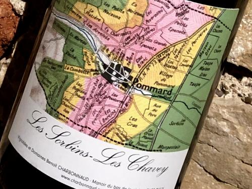 vin de Bourgogne Domaine Excellence Pinot Noir Bourgogne Côte d'Or Rouge vin rouge Sorbins-Chavey Benoit Charbonnaud Rully