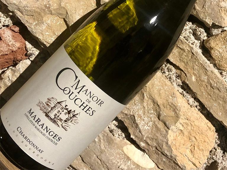 vin du couchois manoir de couches maranges blanc vin blanc côtes du couchois Benoit Charbonnaud Rully