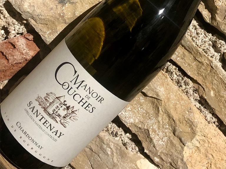 vin du couchois manoir de couches santenay blanc vin blanc côtes du couchois Benoit Charbonnaud Rully