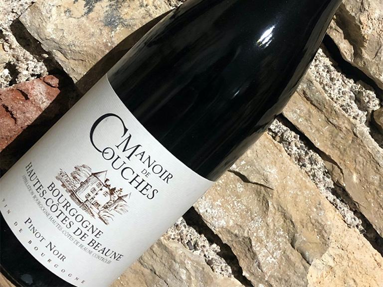 vin du couchois manoir de couches Bourgogne Hautes Côtes de Beaune Côtes du Couchois vin rouge Benoit Charbonnaud Rully